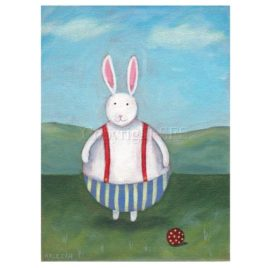 Play Time – Rabbit Print