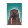 Cute Walrus Painting